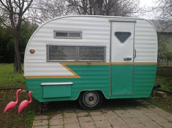 1960 12 tiny camping trailer for sale - Tiny Camping Trailers