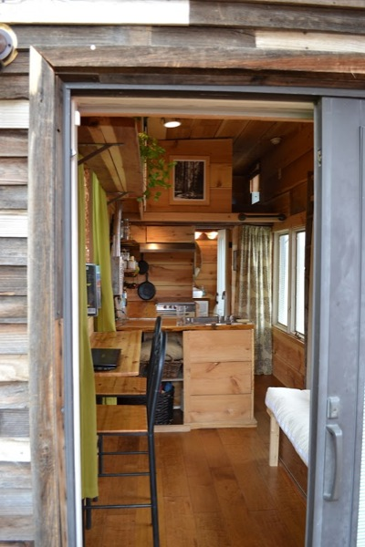 176 Sq. Ft. Sustainable Tiny House-025