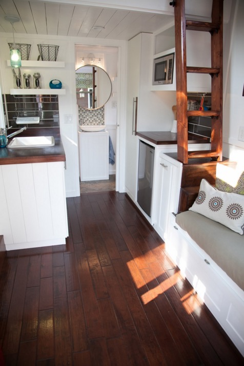 180 Sq Ft High Plains Tiny Home On Wheels