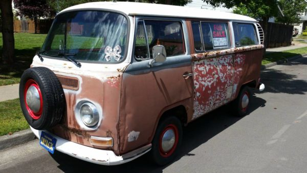 1970 VW Camper For Sale 001