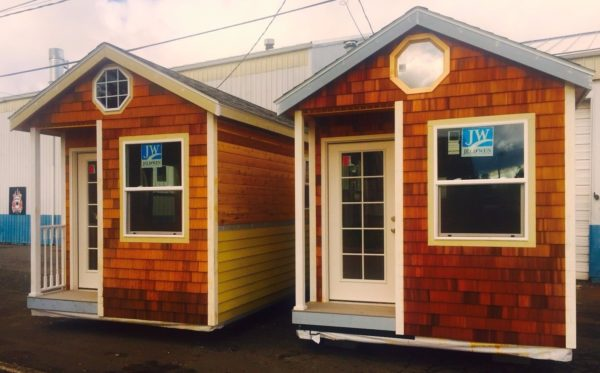 198 Sq Ft Tiny House on Wheels For Sale