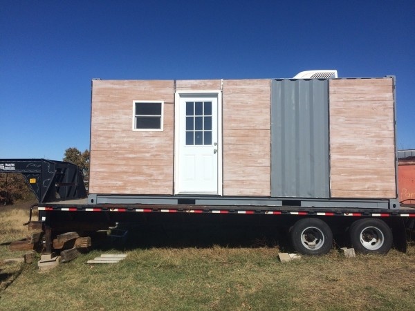 20 39 shipping container tiny home for sale. Black Bedroom Furniture Sets. Home Design Ideas