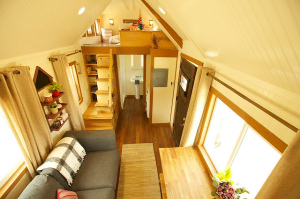 200 Sq. Ft. Family Tiny House 006