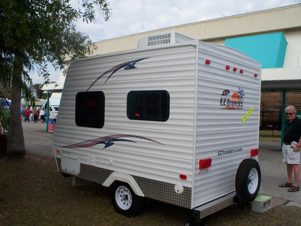 mini rv trailer side
