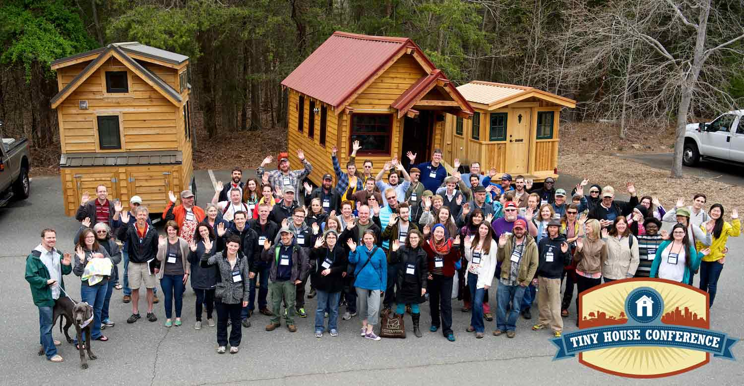 2017 Tiny House Conference in Portland Oregon