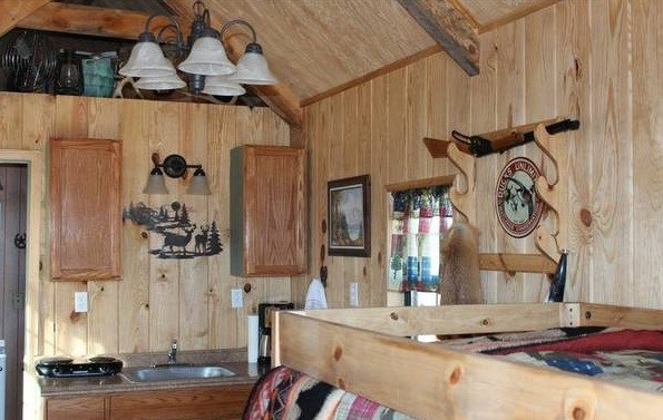 208 sf tiny cabin for sale 007   208 Sq. Ft. Tiny Cabin for Sale