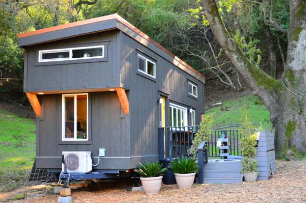224 sq ft tiny house on wheels Tiny house 600 sq ft