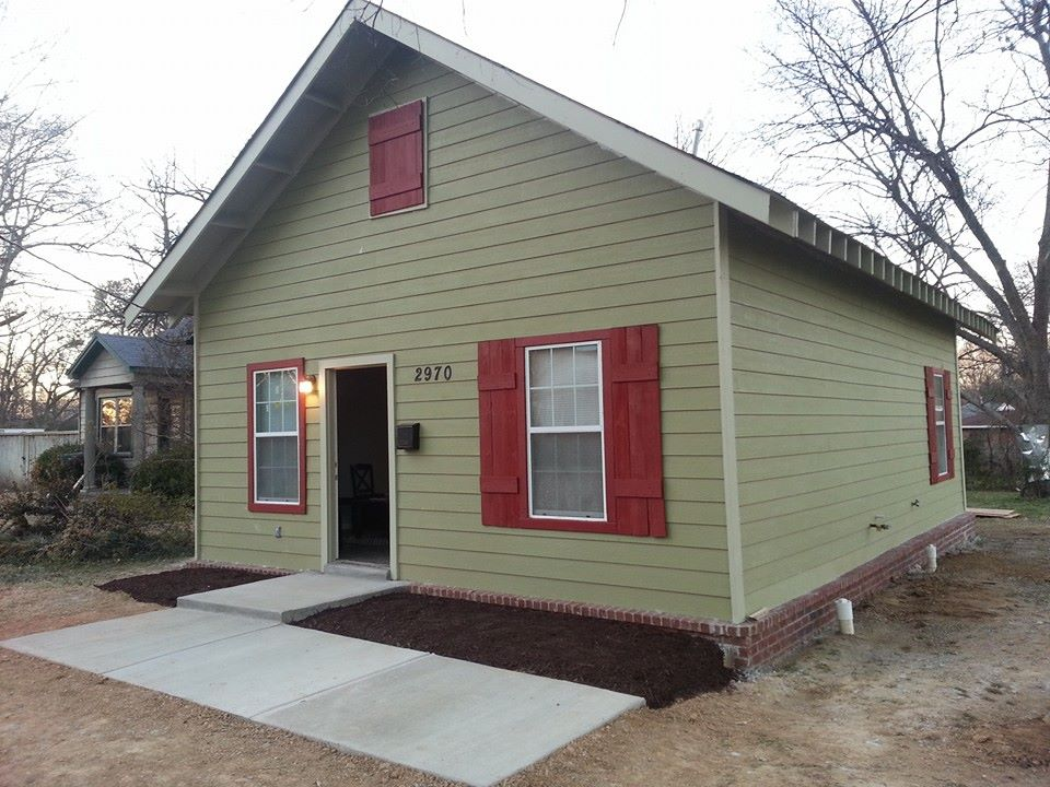 832 sq ft 2 br 1 ba cottage for sale in memphis tn - Small Cottage 2