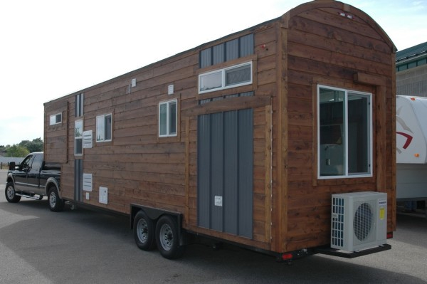 34 Ft Gooseneck THOW with 3 Slide Outs by Tiny Idahomes 0019