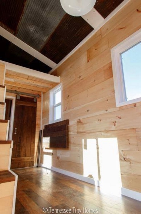 35k Solar Tiny House on Wheels For Sale 003