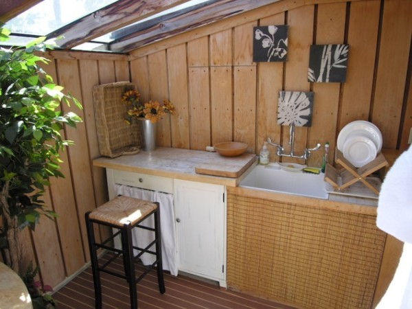 40 Ft Houseboat in Santa Barbara CA For Sale 009