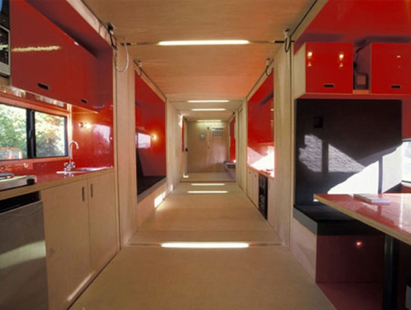 40 Foot Cargo Shipping Container Converted To Home With Slide Outs
