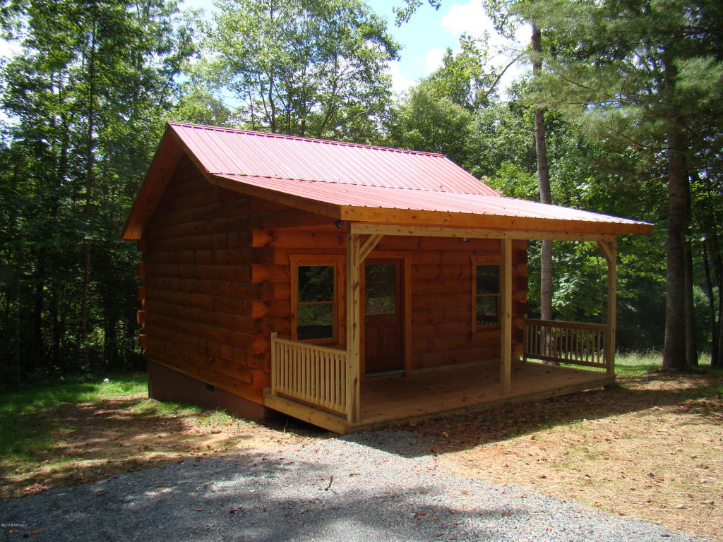 400 sq ft log cabin in laurel fork for One room log cabin for sale