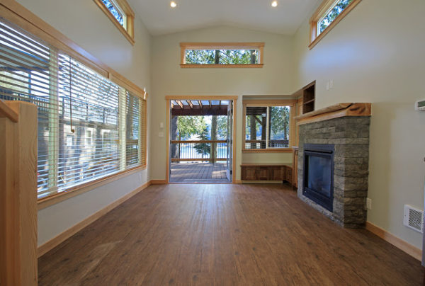 400 Sq Ft Whidbey Cottage