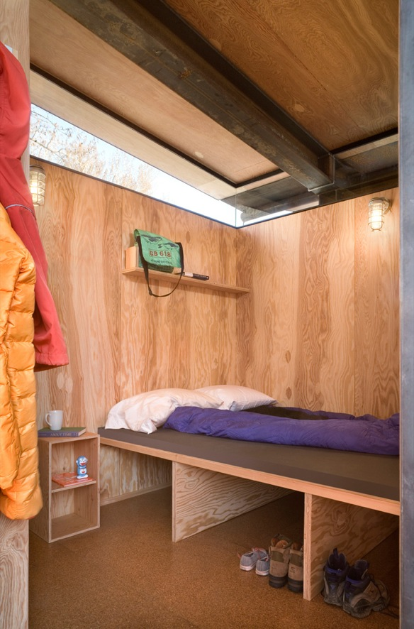 440 sq ft rolling tiny cabins 007   200 Sq. Ft. Rolling Hut Tiny Cabins in the Mountains
