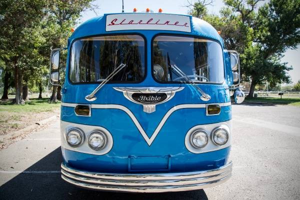 1949 Flxible Clipper Bus to Motorhome Conversion For Sale