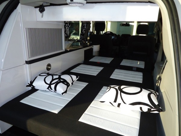 5 Mars RV Dodge Caravan Motorhome Conversion 003