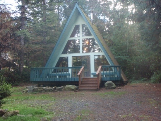708 sq ft a frame cabin for sale in belfair wa a frame cabin kits cabin chalet house plans chalet plans