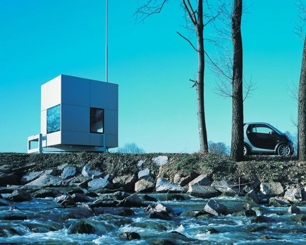 77 Sq. Ft. Modern Micro Compact Home