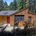 840 sf modern rustic redwoods cottage cabin by cathy schwabe 002 150x150   840 Sq. Ft. Modern and Rustic Small Cabin in the Redwoods