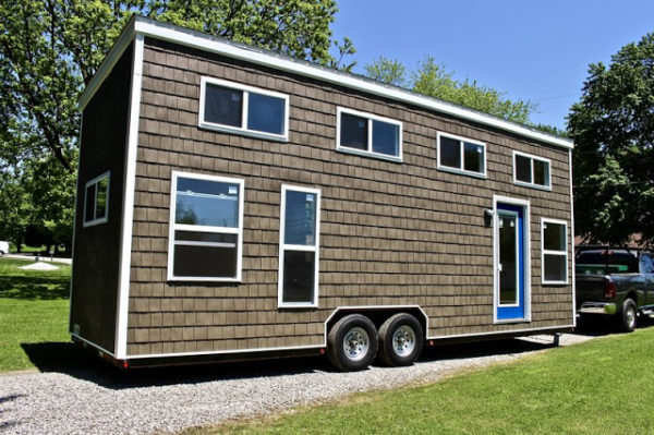 A 3 Bedroom Tiny House on Wheels