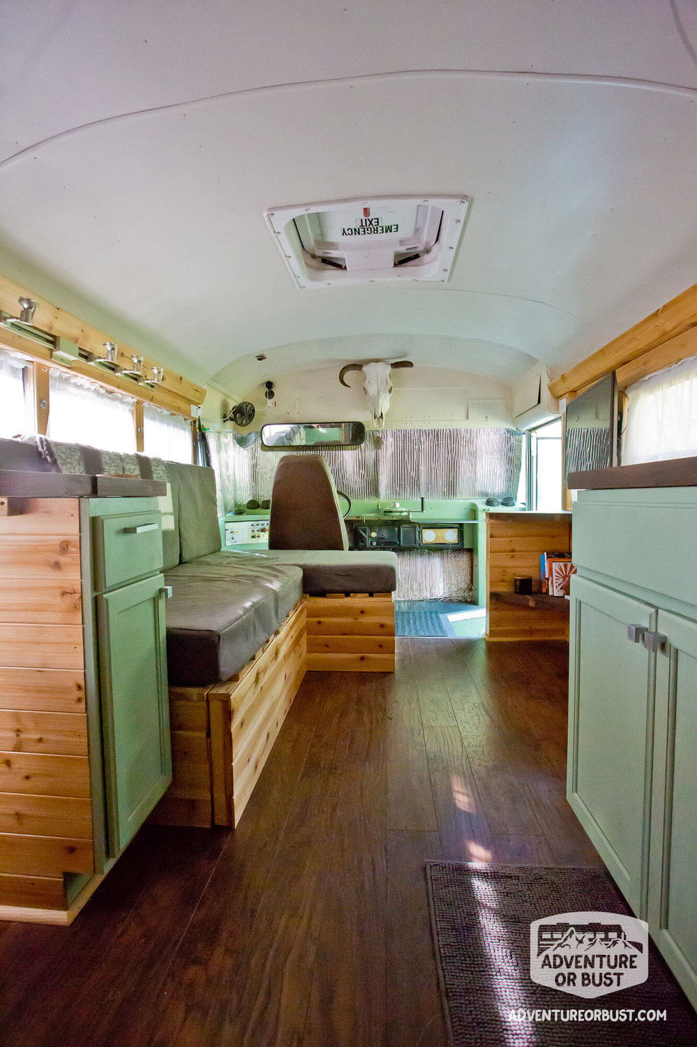 bus conversions tiny house talk