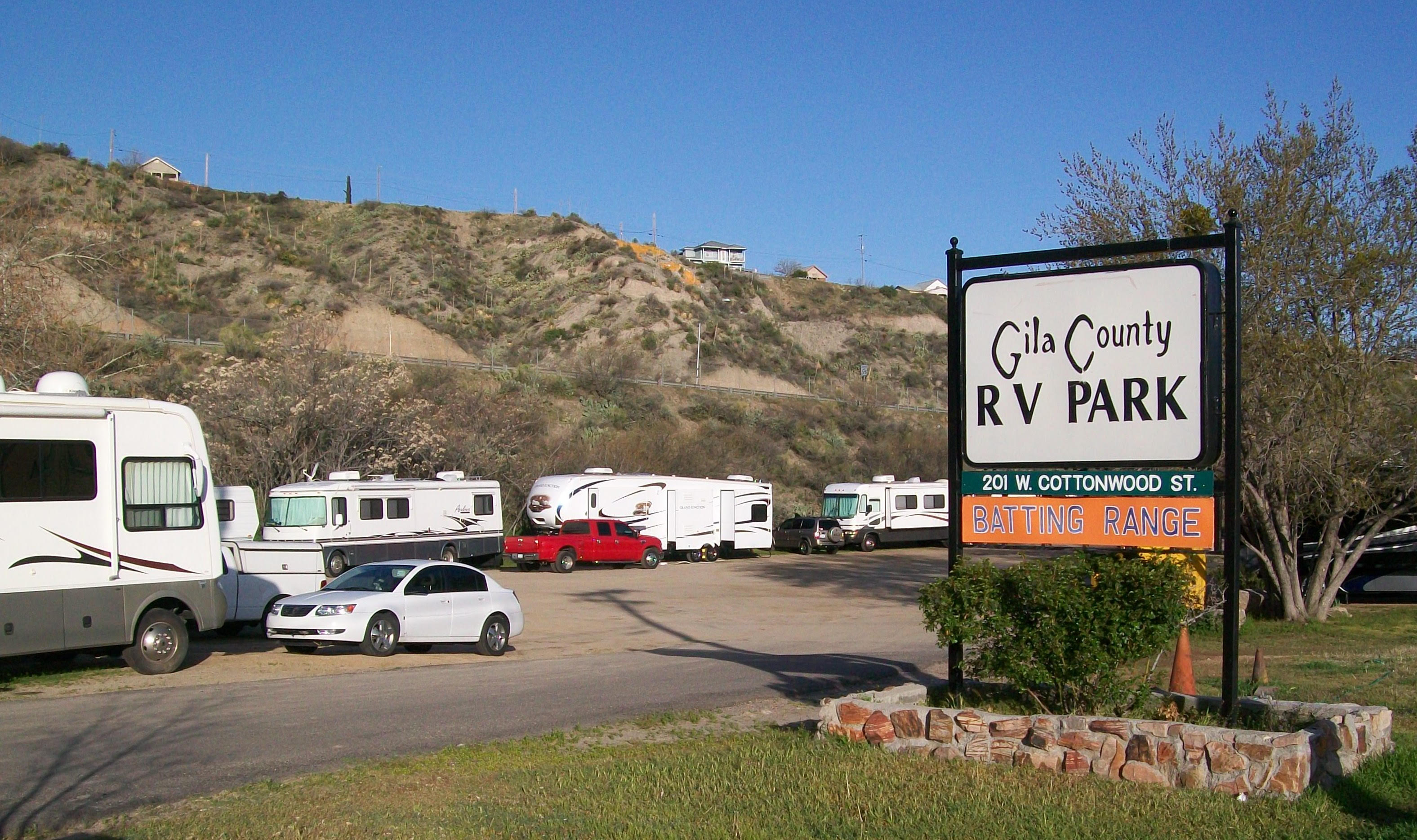 Arizona RV Park Looking For A Manager In A Tiny House