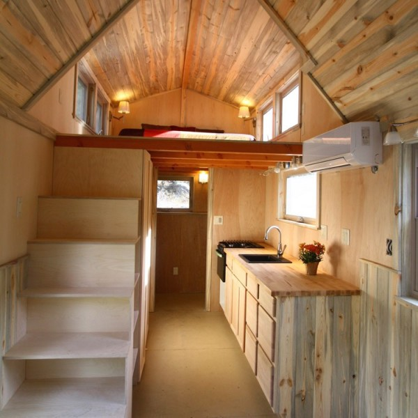 Aspen Tiny House on Wheels