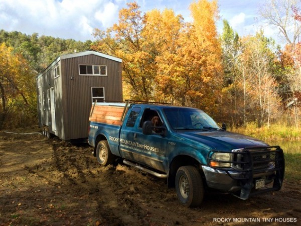 The Bayfield Tiny House that You Can Tow!