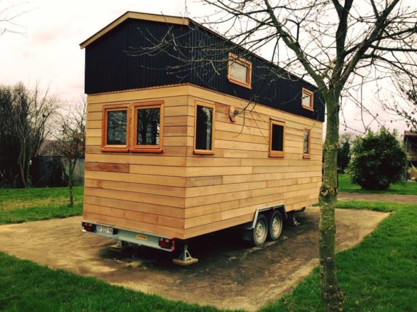 Beautiful tiny home on wheels by la tiny house for Gorgeous small homes
