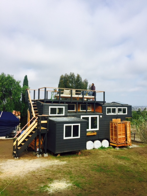 DIY Tiny House Couple Now Saving More Than Half Their Income Interview And Tour