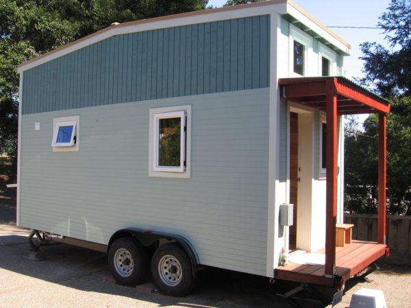 Casita Verde Tiny House 001