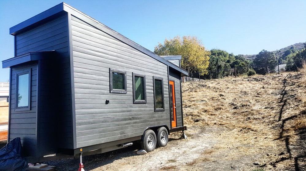 Contemporary Tiny House On Wheels In Oakland Ca For Sale