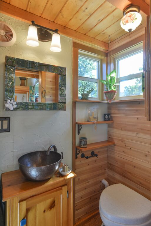 Couple's $25k DIY Smouse Tiny House on Wheels 007