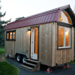 Craftsman Tiny House For Sale 001