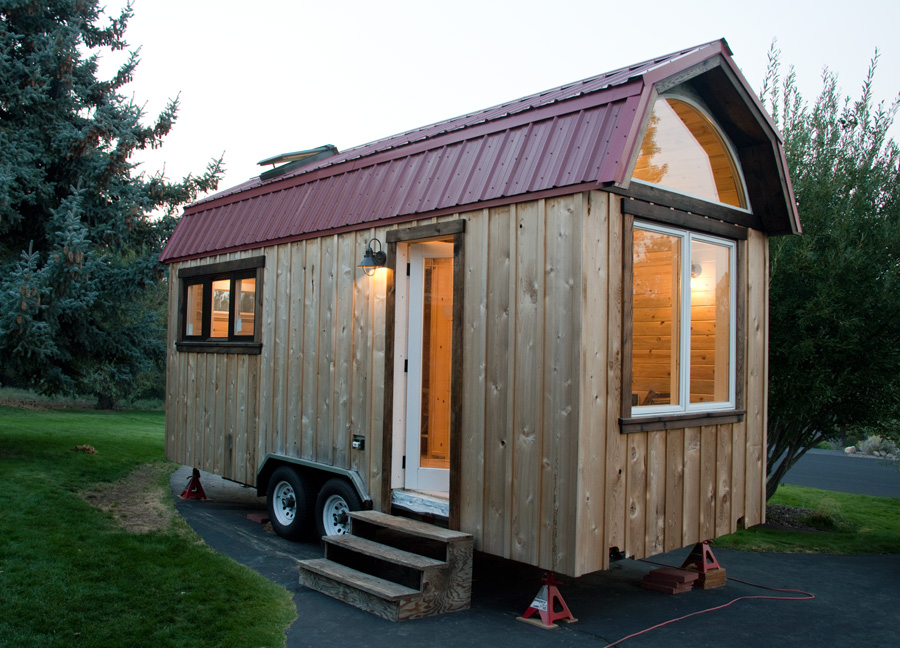 Craftsman tiny house for sale Tiny houses on wheels for sale