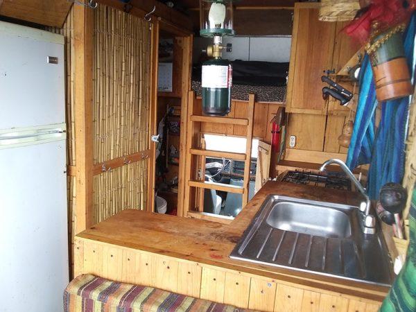Custom Box Truck Motorhome in Eureka CA For Sale