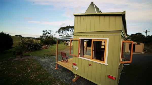 Custom Tiny House Built for Full Time Living 0011