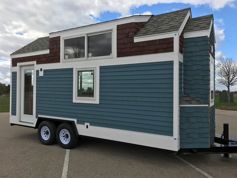 Driftless 20 Tiny House Rv For Sale In Wisconsin