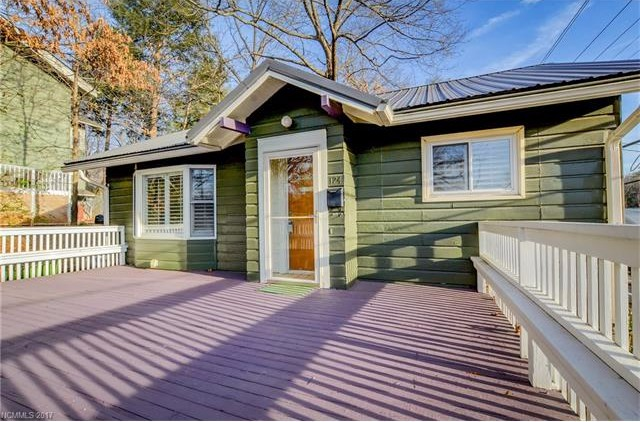 950 Sq Ft Cottage For Sale In Asheville Nc