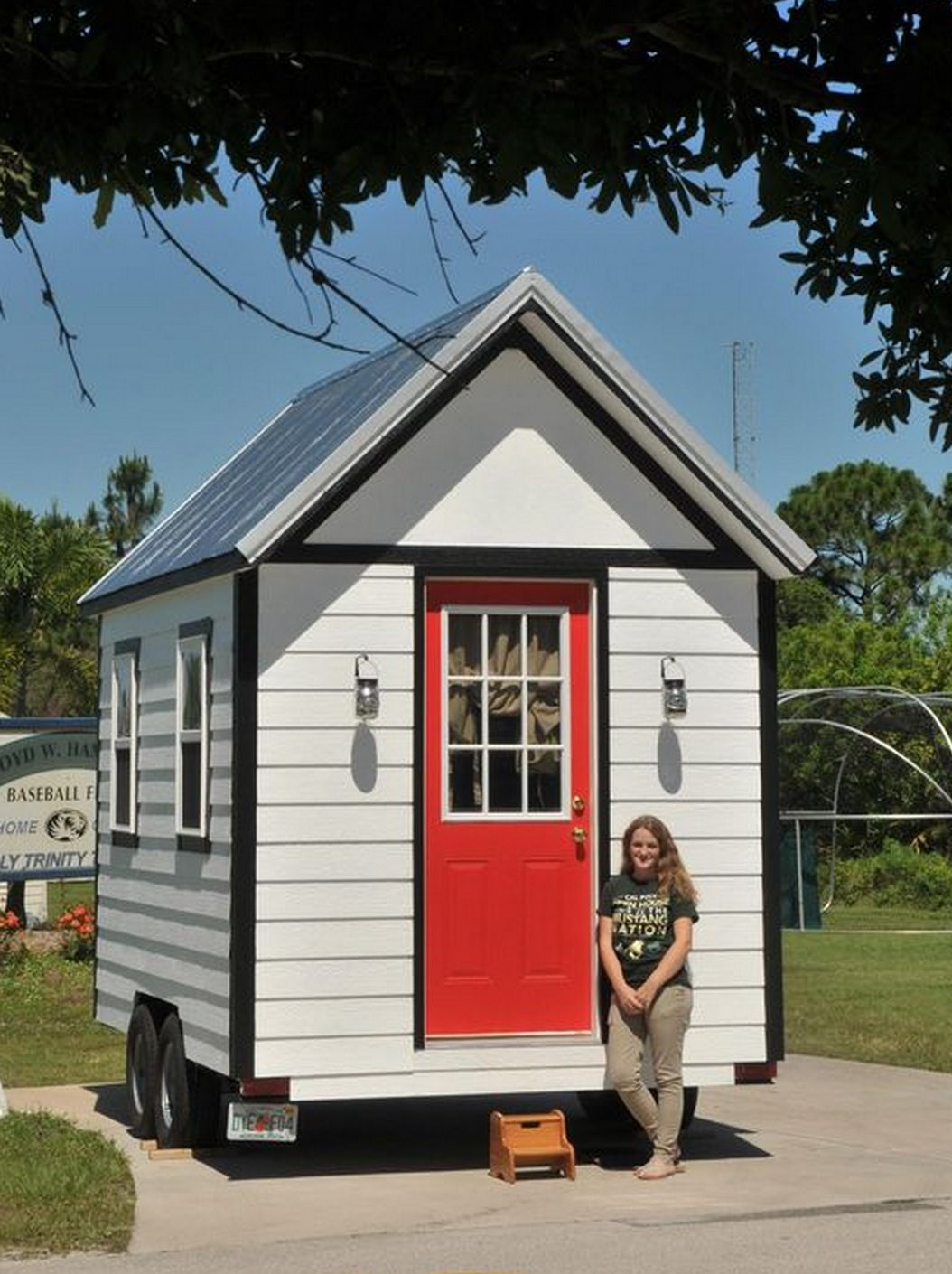 florida tiny houses alex and rosa's tiny house – tiny house swoon
