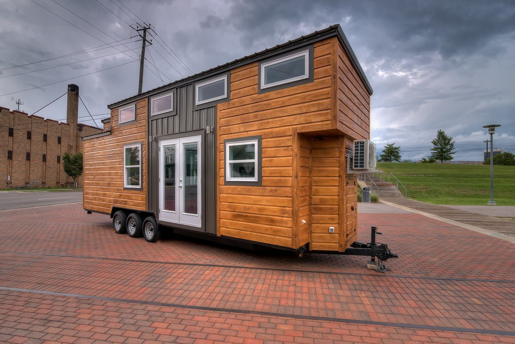 Freedom tiny house by alabama tiny homes for Home builders alabama