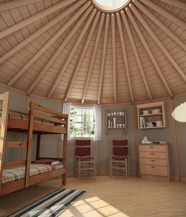 Freedom Yurt Cabins 001