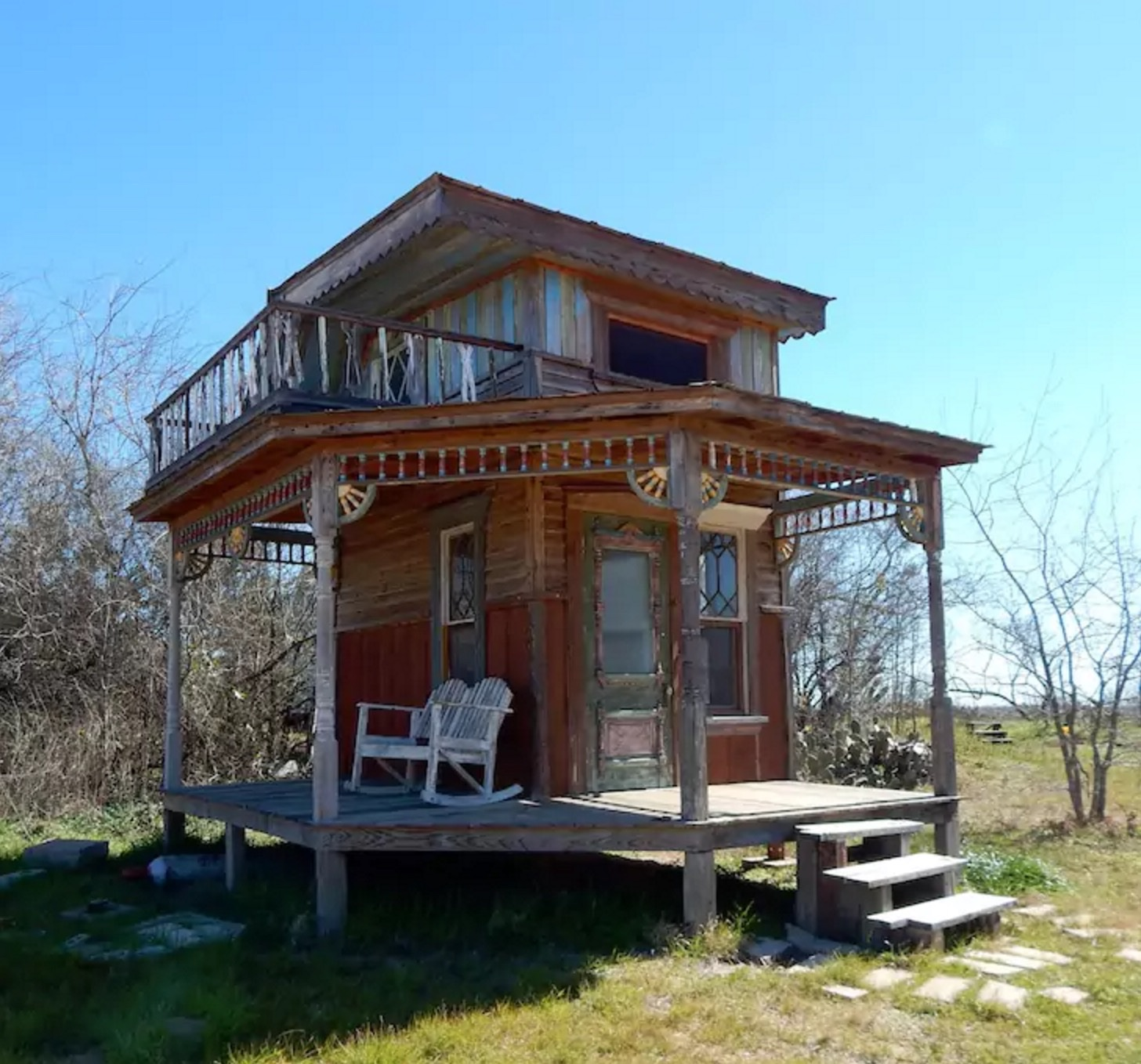 Apartments For Sale Texas: Gingered Swan Tiny Texas House