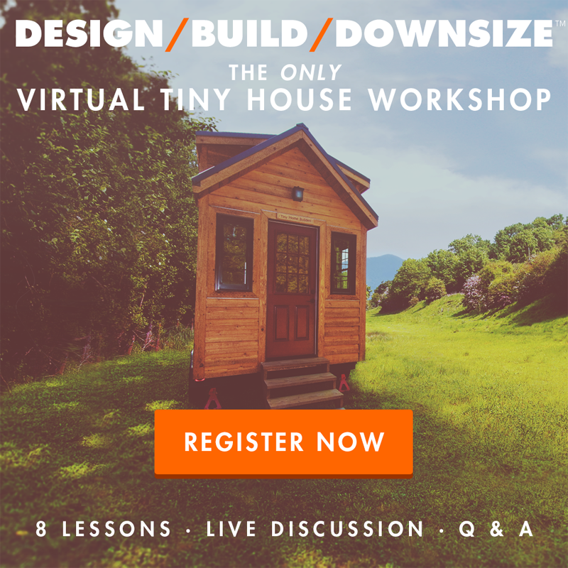 Design build downsize virtual tiny house workshop for Make a virtual house