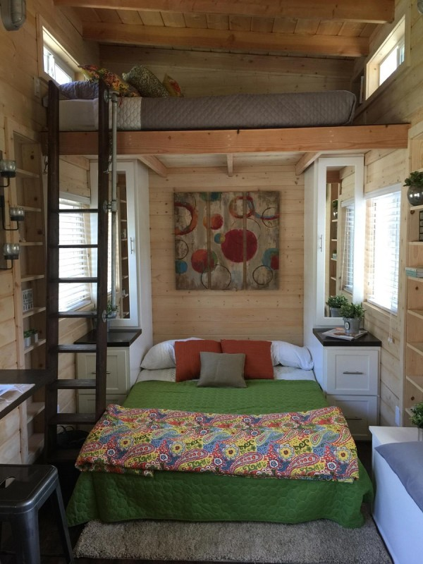 270 Sq Ft La Mirada Tiny House On Wheels For Sale