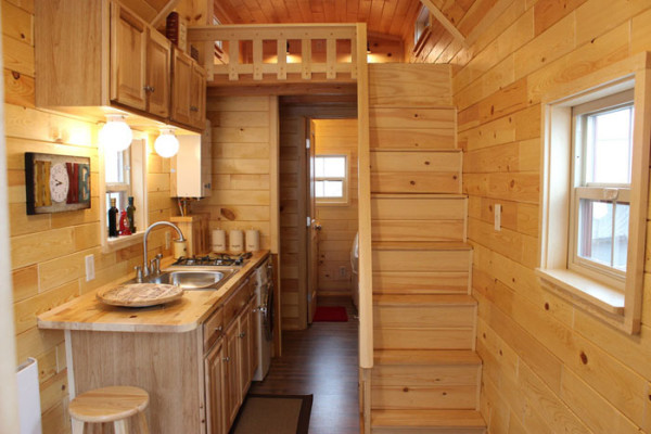 The Liberty Tm Tiny House On Wheels