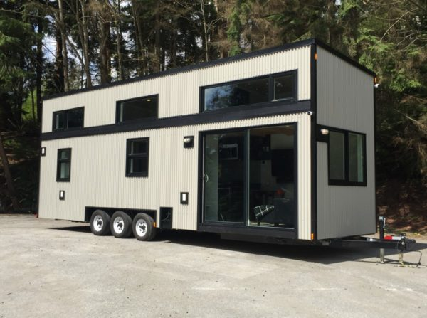 Lilooet 31' Tiny House on Wheels