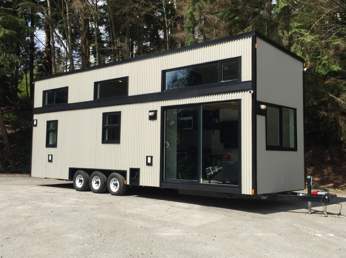 Design Tiny Houses On Wheels lilooet 31 tiny house on wheels