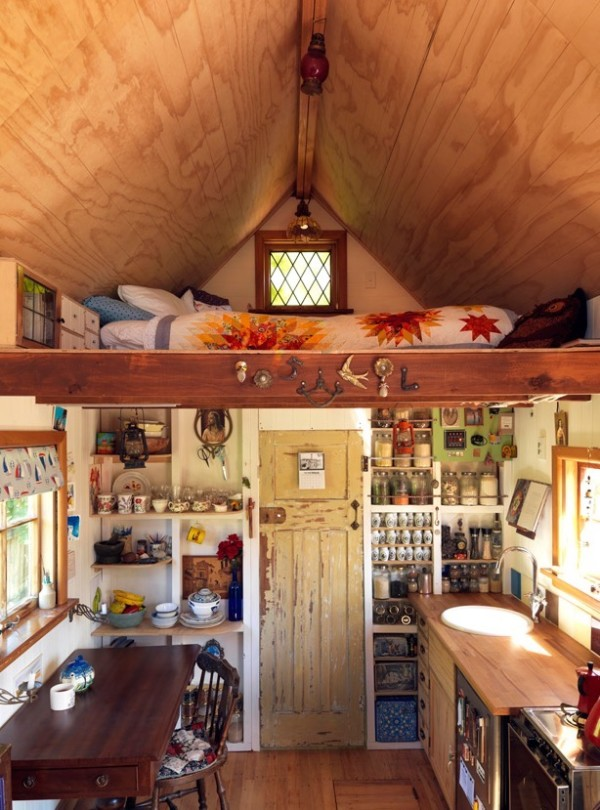 Lilys 150 Sq Ft Tiny House on Wheels in New Zealand